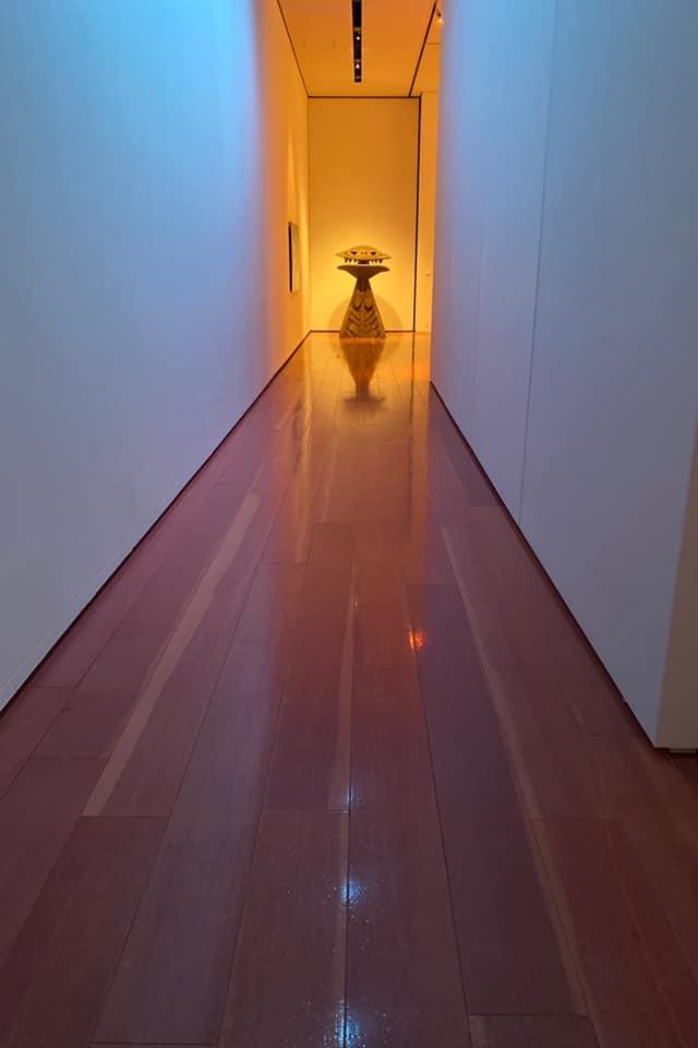 「芸術は呪術である」岡本太郎展in新潟の「ノン」